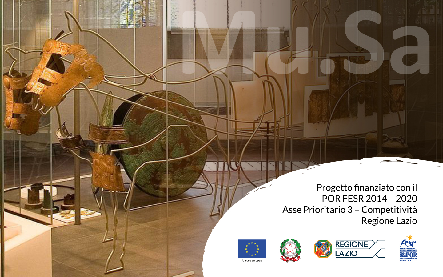 Progetto MuSa - Optima Solutions