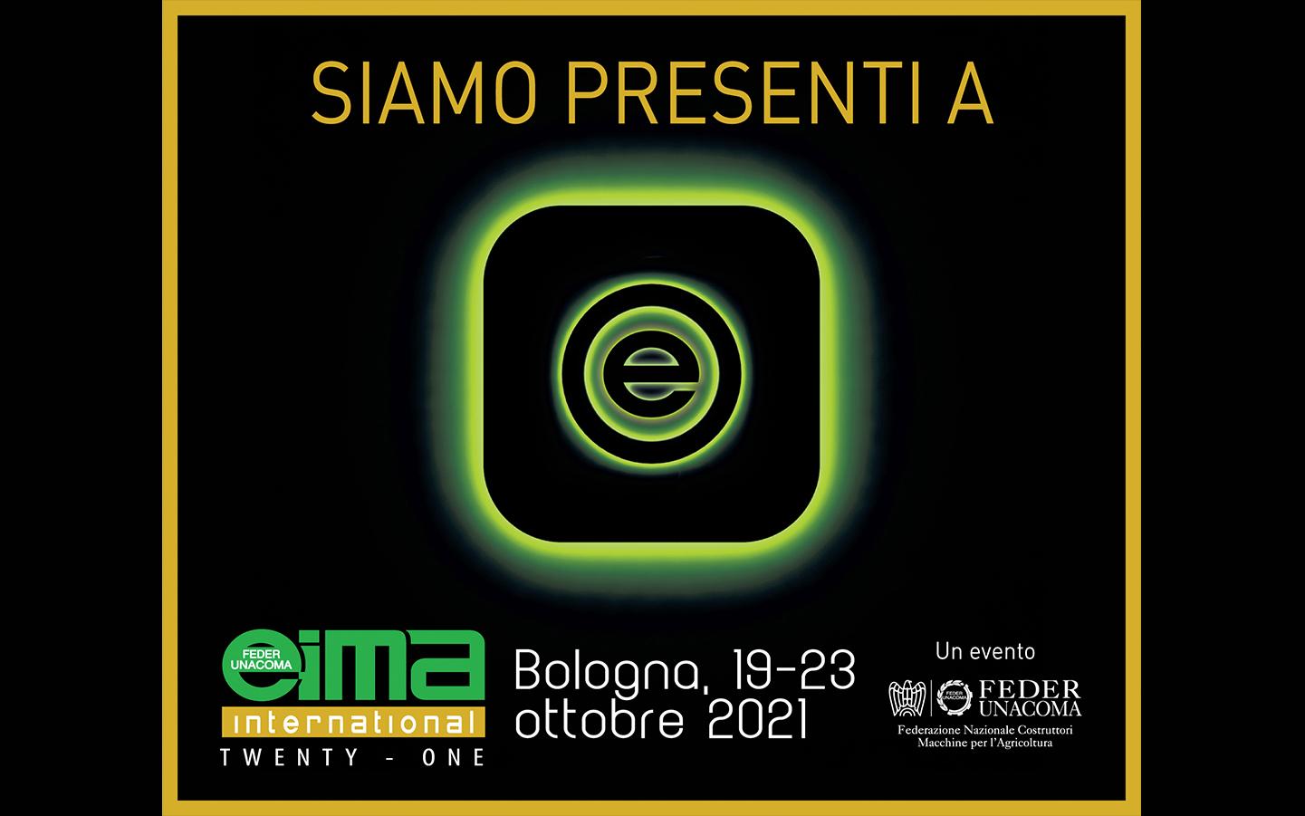 EIMA ottobre 2021 - Optima Solutions